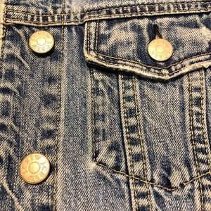 J. Crew Jackets & Coats - J. Crew denim light blue jacket